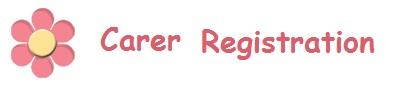 Carer Reg